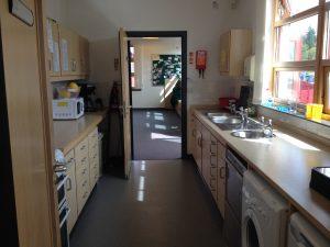 Community Main Kitchen