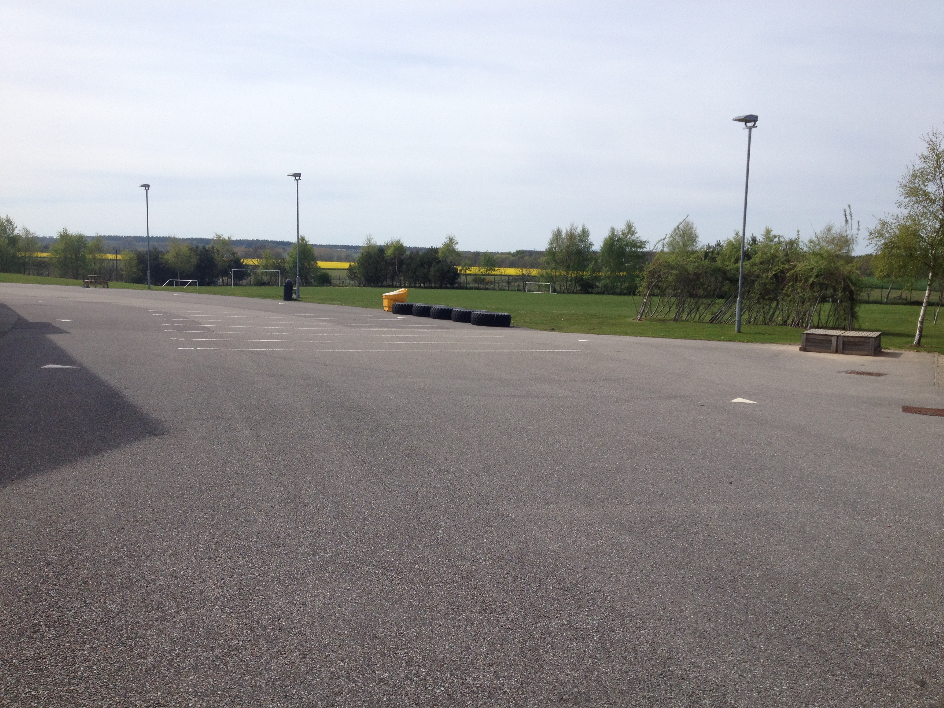 Cawdor Community Centre Outside area available / football / playing field