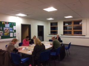 Cawdor Community Centre room 1